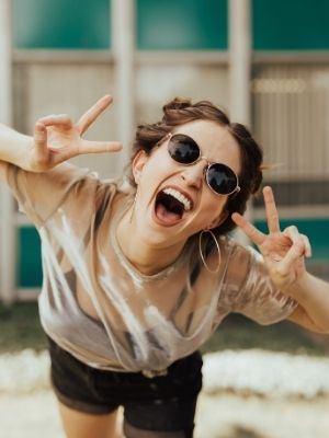 Egy boldog lány