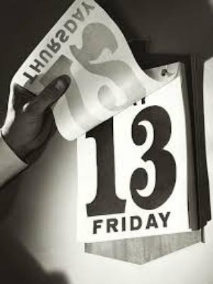 péntek 13 naptár